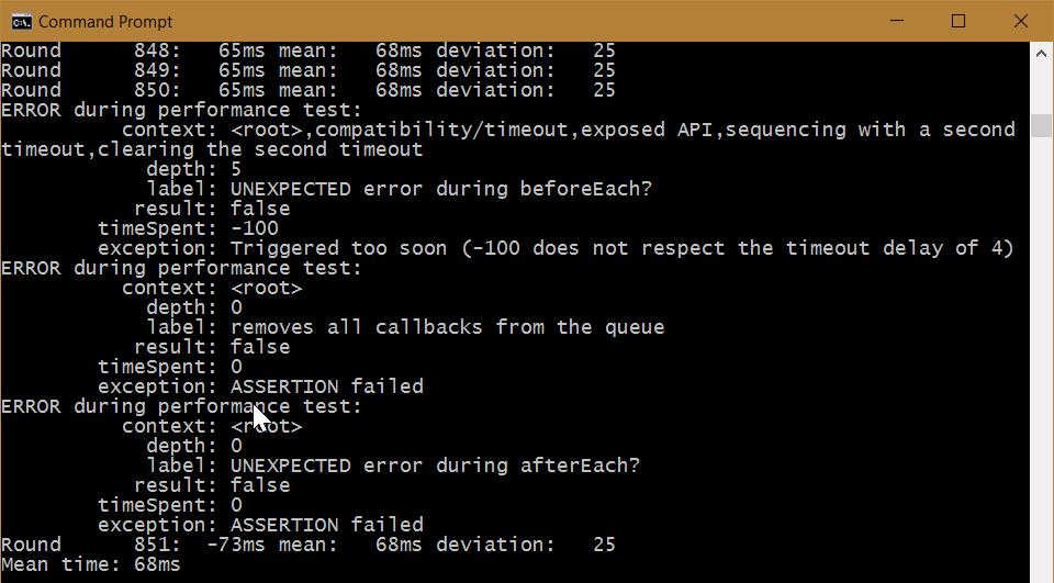 Failure example 2